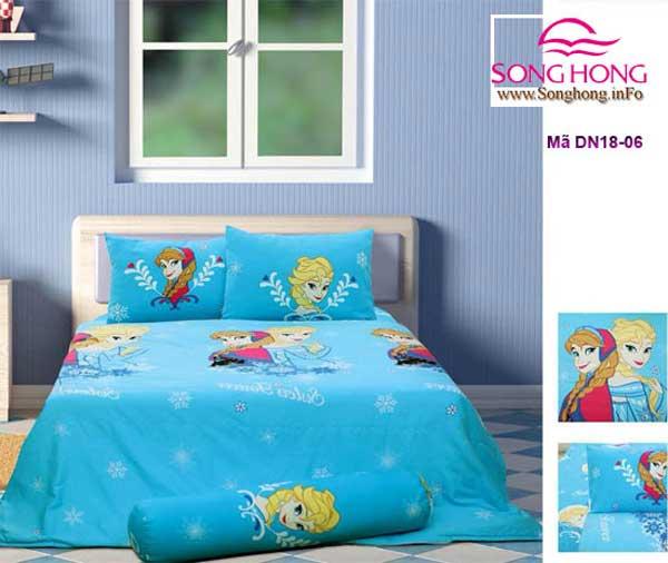chăn ga gối trẻ em Walt Disney mã DN18-06