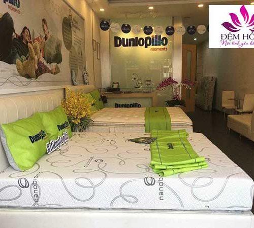 Đệm cao su thiên nhiên Late Word Dunlopillo dòng PURE