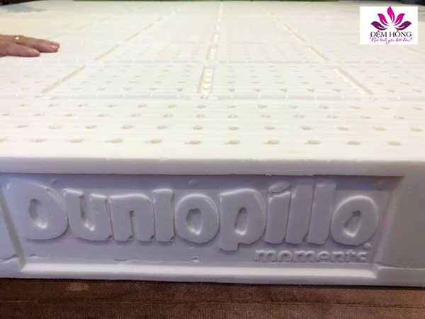 Mẫu ruột đệm cao su Dunlopillo chất lượng cao