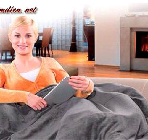Địa chỉ bán chăn điện sưởi ấm Lanaform đến từ Bỉ
