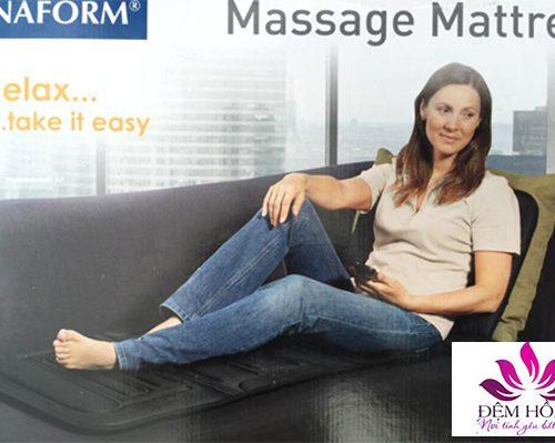 Địa chỉ bán đệm điện massage toàn thân Lanaform chính hãng
