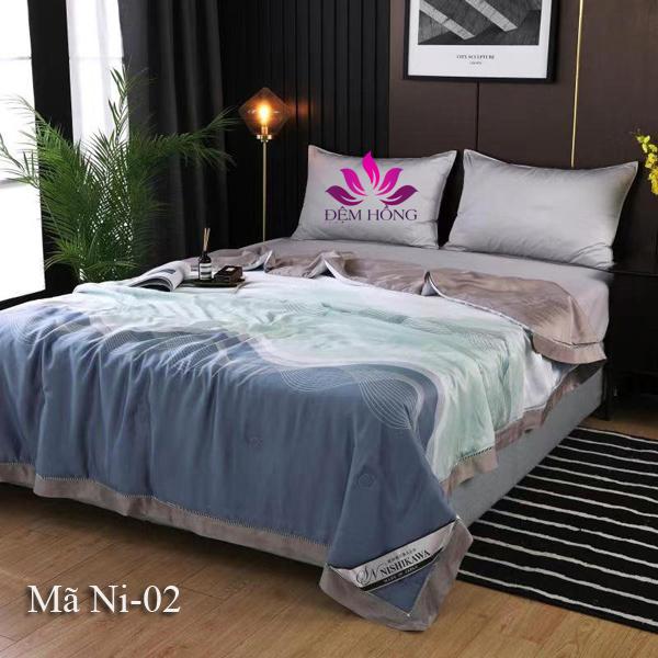 Nơi cung cấp chăn hè cao cấp Nishikawa mã Ni-02
