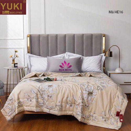 Chăn hè thu Yuki cao cấp đến từ Nhật Bản mã He16