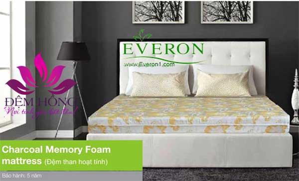 Mẫu nệm chống khuẩn Everon chất lượng cao 11cm