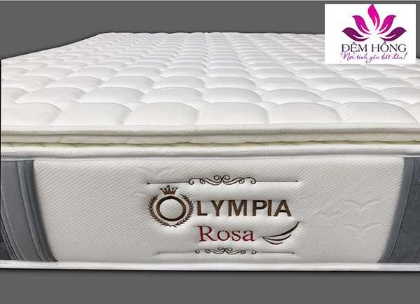 Nơi cung cấp nệm Rosa chính hãng Olympia