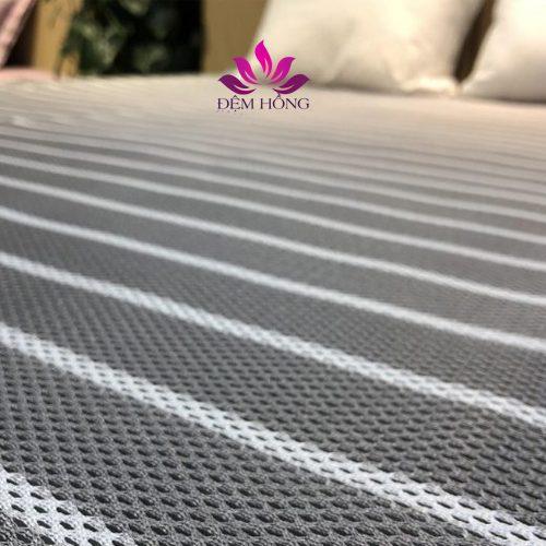 Vải lưới 4D thông thoáng khí thoáng mát của chiếu mát Hanvico
