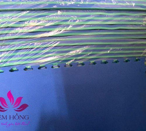 Thảm xốp lót sàn thể thao 100x100cm Tường Lâm