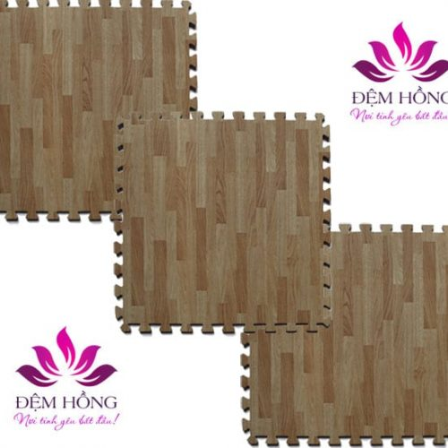 Nơi cung cấp thảm xốp vân gỗ chính hãng Việt Nam