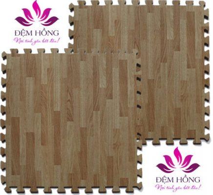 Địa chỉ cung cấp thảm ghép vân gỗ chất lượng cao