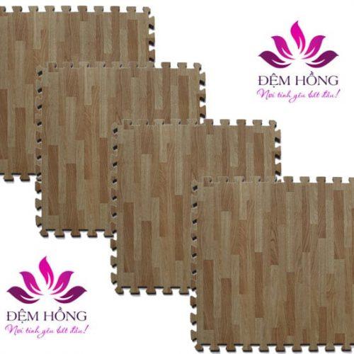 Vơi cung cấp thảm trải sàn vân gỗ Tường lâm Việt Nam