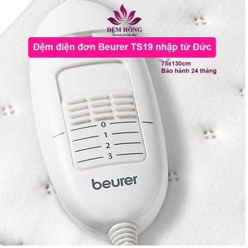 Chuyên cung cấp đệm điện Beurer đến từ CHLB Đức